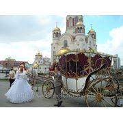 Свадебные кареты фото