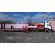 Перевозка негабиритных грузов фото