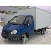 Газель (фургон) фото