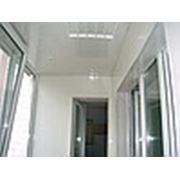 Обшивка балкона панелями в москве (устройство балконов, лодж.
