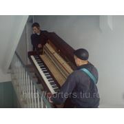 Транспортировка пианино фото