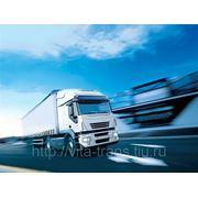 Международные автоперевозки грузов фото