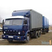 Услуги грузового автомобиль грузоподъемностью 4-8 тн фото