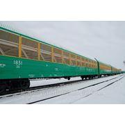 Доставка автомобилей до Новосибирска, Екатеринбурга, Омска, Челябинска и прочие регионы фото