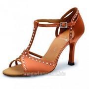 Обувь женская для танцев латина Орнелла фото