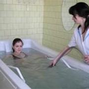 Скипидарные и хвойные ванны фото