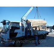 Доставка строительных материалов в Биробиджане.