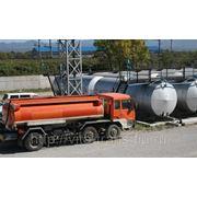 Поставка нефтепродуктов автотранспортом фото