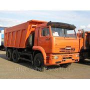 Автоперевозки грузов автомобилями КАМАЗ фото