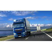 Поставка грузов по России фото