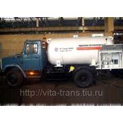 Перевозка нефтепродуктов на нефтевозах и бензовозах фото