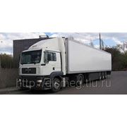 Грузоперевозки Казань-Санкт-Петербург еврофура 20 тонн