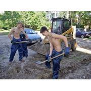 Услуги грузчиков, разнорабочих, строителей фото