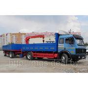 Различные виды грузов от 1 до 20 тонн. Ф/о любая. фото