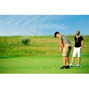 Уроки в гольф-академии фото