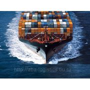 Морские перевозки грузов из Китая фото