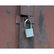 Как открыть замок без ключа навесной в Пензе фото