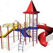 Детский игровой комплекс ДИК-10 фото
