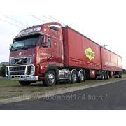 Перегон грузовых автомобилей
