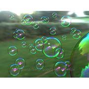Генератор мыльных пузырей фото