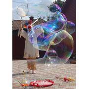 Шоу мыльных пузырей в Коломне, Егорьевске, Озёрах, Луховицах, Зарайске и т.п. фото