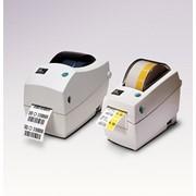 Принтер термотрансферный для печати этикеток ZEBRA TLP 2824 PLUS фото