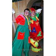 Клоун для маленьких и взрослых фото