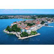 Хорватия, п-ов Истрия, Пореч!! Вылет - 20.09, на 8 дней, питание - полупансион. фото