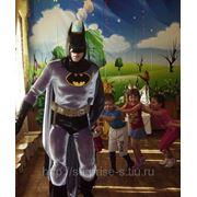 Бэтмен на детский праздник фото