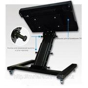 Интерактивный стол с сенсорным дисплеем фото