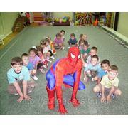 Человек-Паук на детский праздник фото