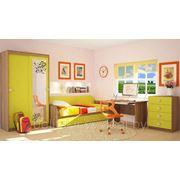 Детская комната акварель фото