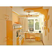 Детская комната апельсино фото