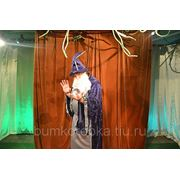 Волшебник Мерлин. фото