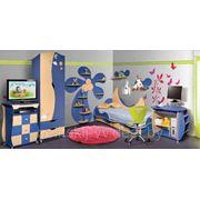 Детская комната молодёжная фото