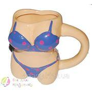 Чашка женский бюст фото