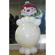 Снеговик № 2