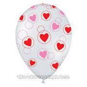Воздушные шары c рисунком фото