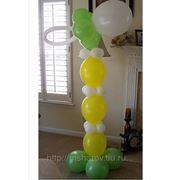Соска из шаров -2 фото