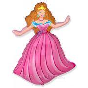 Шар принцесса. 98*68см фото