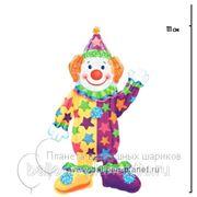 Клоун - весельчак фото
