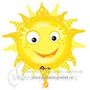 Солнышко фото