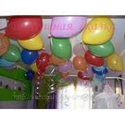Гелиевые шары фотография