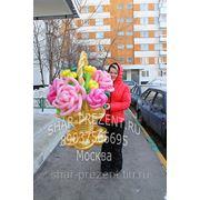 Роскошные розы фото