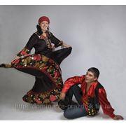 Цыганские костюмы фото