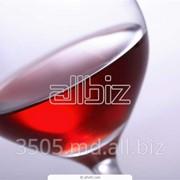 Вина виноградные красные фото