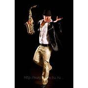 Андрей Демин - саксофонист фото