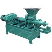 Пресс для угольной пыли УПБ-220 (брикеты) фото