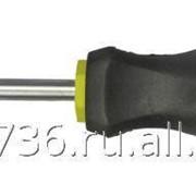 Отвёртка EKTO SL 3x75 мм. Хромванадиевая сталь, арт. SD-004-0375 фото