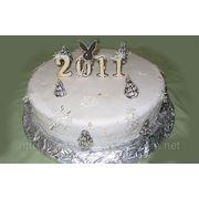 Новогодние угощения, торты заказать в Алуште фото